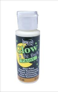 Glow in the Dark Paint Luminous Fast Drying - 59ml