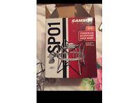 Samson SP01 condenser microphone shock mount