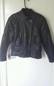 Ladies Appolo motorcycle jacket