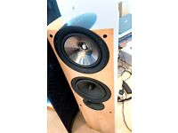 Kef IQ7 Speakers - Excellent Condition - £190
