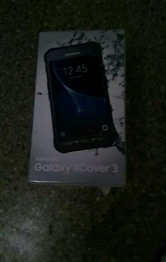 Samsung galaxy xcover 3 newin Wakefield, West YorkshireGumtree - This phone is in brand new condition has only been used for a week comes with everything including box and protective gel cover. Would prefer text message rather than email thanks
