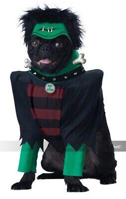 California Costumes Frankenpup Frankenstein Pets Hunde Hallwoeen Kostüm - Frankenstein Kostüm Hund