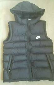 Nike bodywarmer jacket