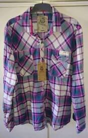 "NEW UNWORN ""NEXT"" shirt"