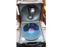 Record Players & Gramophones