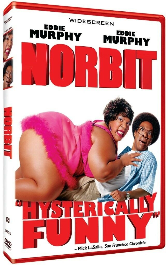 Norbit Dvd 2007 Eddie Murphy In Westhoughton Manchester