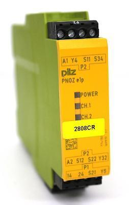 Pilz Pnoz E1p Safety Relay 774130