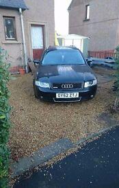 Audi a4 b6 estate for sale