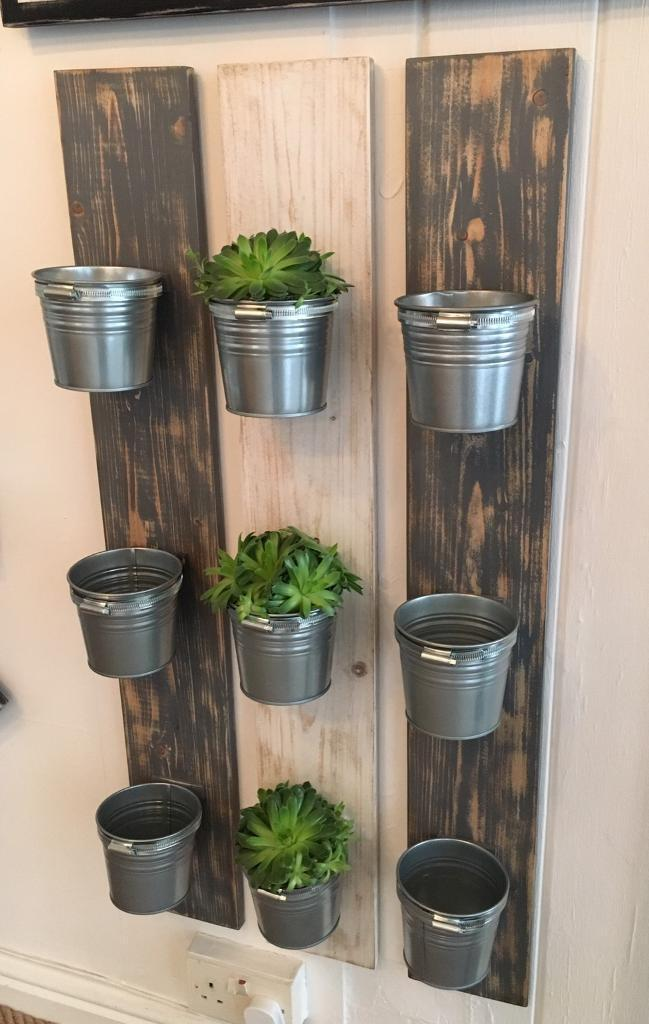 wall mounted plant holder in kirkcaldy fife gumtree. Black Bedroom Furniture Sets. Home Design Ideas