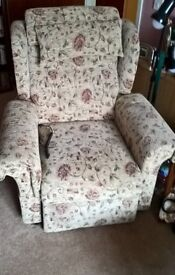 Willowbrook Rise and recline Chair