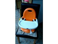 Chicco pocket snack booster seat