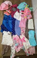 baby girl clothes size 24 months -2T