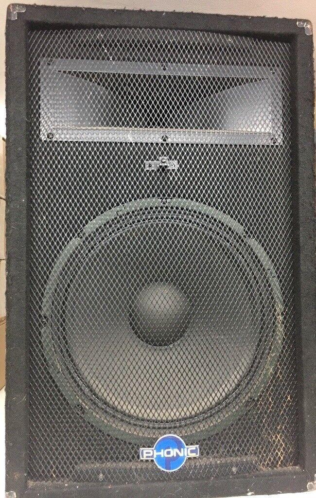 Phonic Speakers