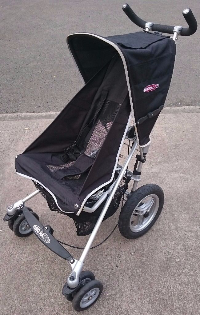 Micralite Classic Super-lite Pushchair