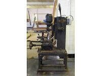 Mortice Machine 3 Phase. Wood Boring Machine Specialists