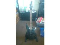 ibanez rgt6ex neck through amazing guitar