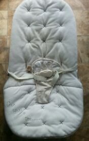 Mamas and papas unisex baby bouncer chair Selling @ £15
