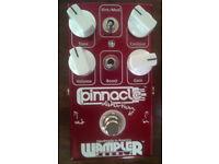 WAMPLER PINNACLE v1 OVERDRIVE / DISTORTION PEDAL