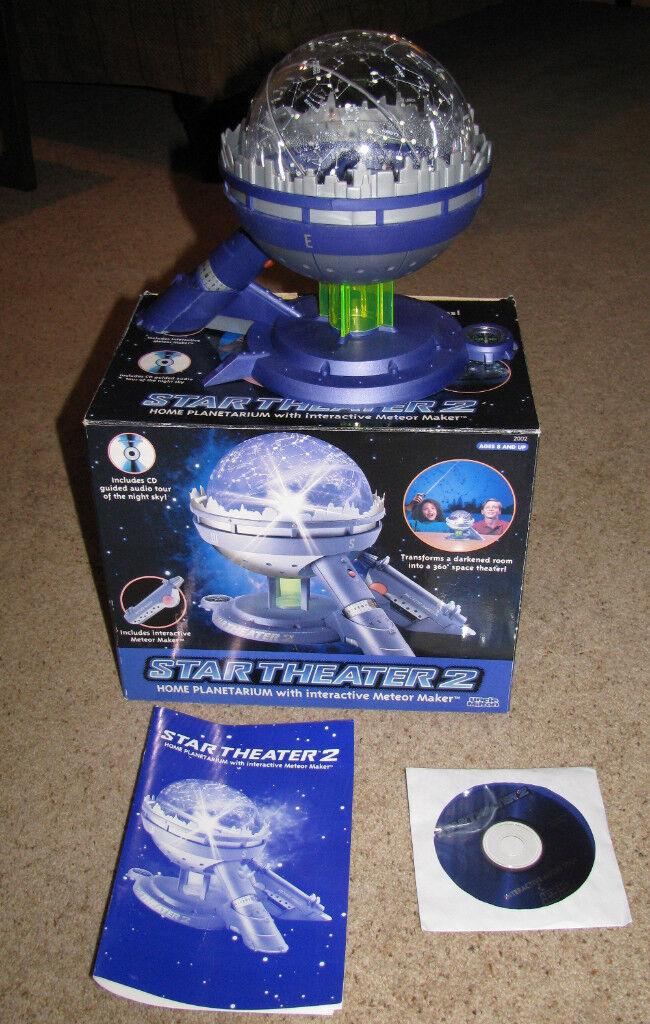 Star Theatre 2 Home Planetarium