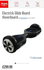 Electrick Glide Board. Hoverboard RRP 299£