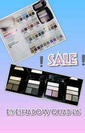 Eyeshadow pallets