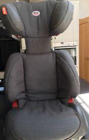 2 Britax high liner booster seats
