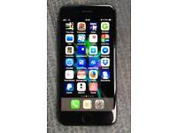 iPhone 7 -128 GB-Black-Sim Free