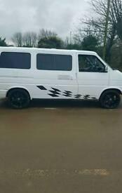 Vw t4 camper 1991 sell or swap for big diesel car