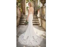 Wedding Dress Size 16 'Essence of Australia'