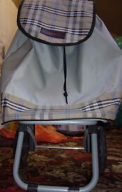 2 shopping trolleys for sale