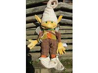 Large Woodland Elf Puppet