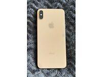 iPhone XS Max gold - 256GB