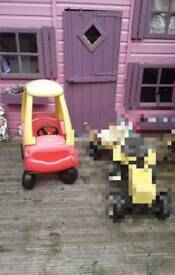 Little trikes car