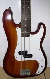 Bass guitar Jay Turser