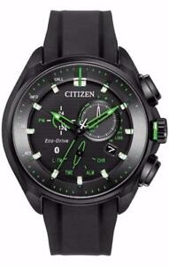 Citizen ECO-DRIVE BZ1028-04E Mens Limited Edition Bluetooth Chrono Watch w/ Date