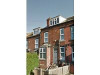2 bedroom house in Leeds for swap with Sheffield house