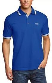 Size L Hugo Men polo shirt