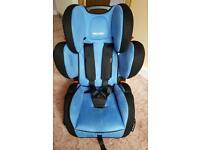 Recaro Young Sport Hero Car seat group 1,2,3