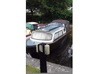 22ft dawncraft boat