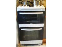 Zanussi ZCV48300WA Electric Cooker