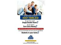 Host Family Needed Urgently!
