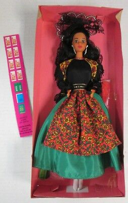 Spanish Barbie (Dolls of the World Collection)(Special Edition) [NO BOX]