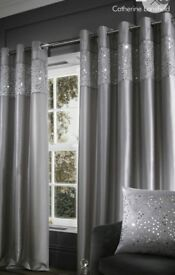 Catherine lansfield new curtains