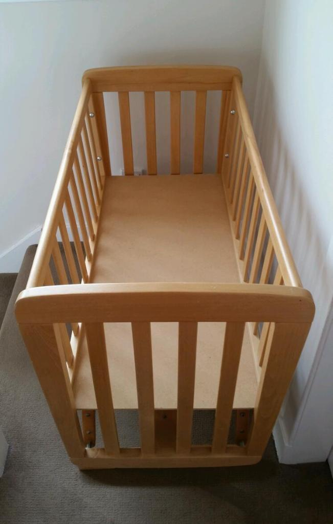 Crib Mamas And Papas In Knightswood Glasgow Gumtree