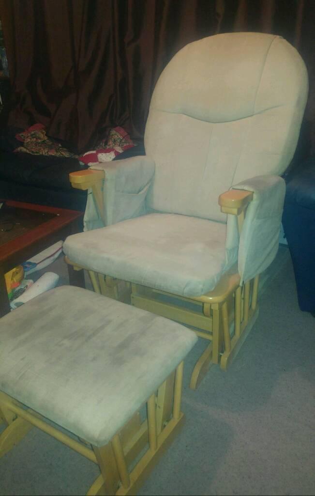 Hauck Glider feeding / nursing chair