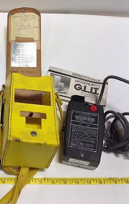 Woodhead Ground Loop Impedance Testers W Case 7040 Pzb