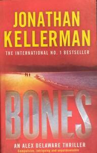 BONES ~ Jonathan Kellerman ~ SC 2009 Perth Region Preview