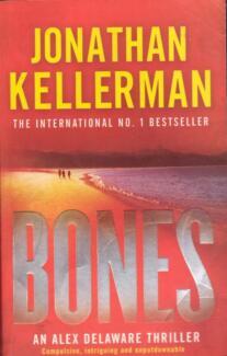 BONES ~ Jonathan Kellerman ~ SC 2009