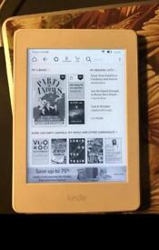 Kindle paper white perfect condition