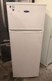 IceKing Nice Fridge Freezer ( Fully Working & 90 Days Warranty)